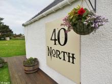 40 North Entrance